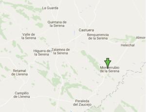 Visita a Monterrubio de la Serena