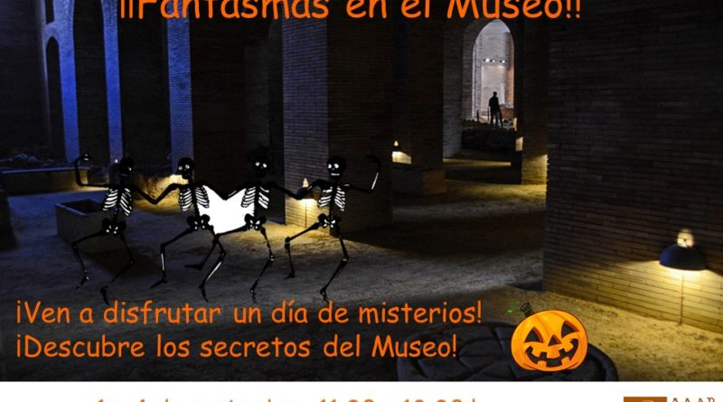 Taller infantil: Fantasmas en el Museo