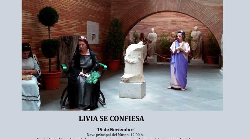 Livia se confiesa