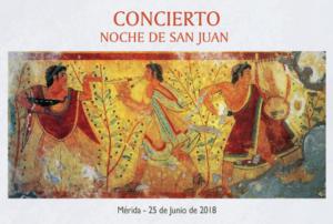 Concierto de la Noche de San Juan