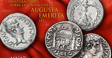 Seminario Internacional Consideraciones sobre la fundación de Augusta Emerita