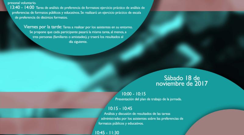 Workshop Voluntarios Museos