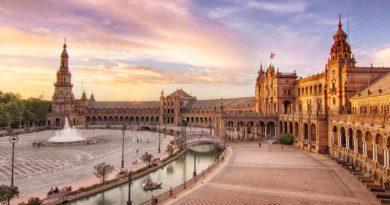 Anotaciones en el viaje de Sevilla. 17 de Marzo