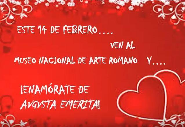 ¡Enamórate de Augusta Emerita!