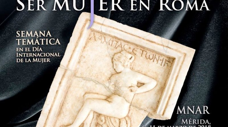 "Semana Temática ""Ser Mujer en Roma"""