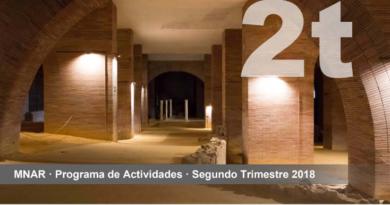 Programa Actividades MNAR 2º Trimestre