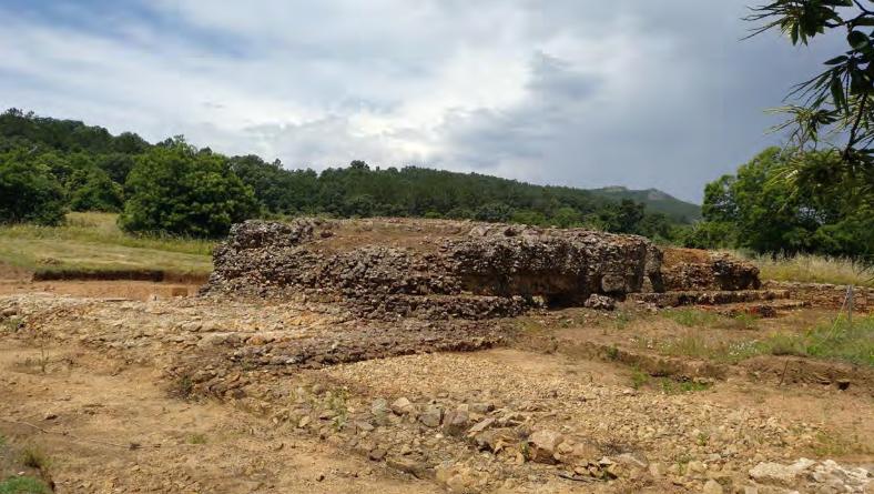 Presentación Proyecto Arqueología de Lusitania: Ammaia