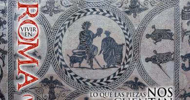 """Ciclo de conferencias """"Vivir en Roma V"""""""