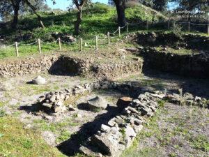 Visita al Yacimiento Celta de Capote, Fregenal de la Sierra