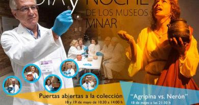 Día y Noche de los Museos MNAR