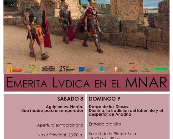 Emerita Lvdica en el MNAR