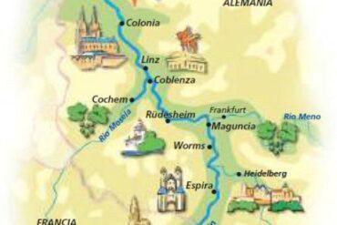 Ribeira Sacra. Galicia