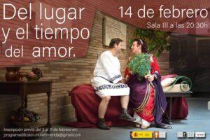 DEL LUGAR Y EL TIEMPO DEL AMOR @ Sala III. Museo Nacional de Arte Romano