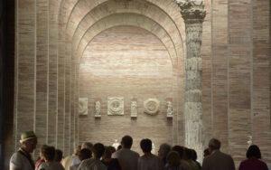 Visita al Museo para conocer su arquitectura @ Museo Nacional de Arte Romano