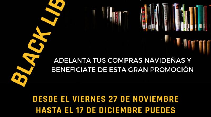 BLACK LIBRARY en publicaciones