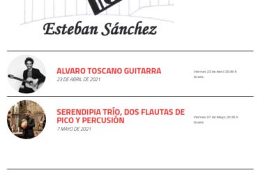 Ciclo Los Académicos enseñan Extremadura. Conferencia Martín Almagro