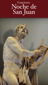 Concierto de la Noche de San Juan @ Museo Nacional de Arte Romano